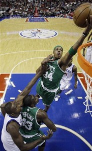 Celtics 76ers Basketball