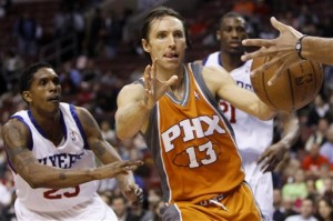 Suns 76ers Basketball