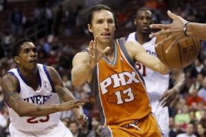 Suns 76ers Basketball