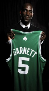 Kevin Garnett Press Conference