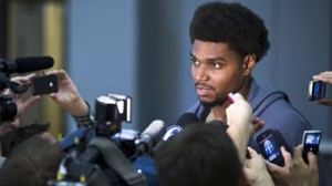In the mind of Daniel Myers, Andrew Bynum's impact on the Sixers could be a cornerstone for the franchise.